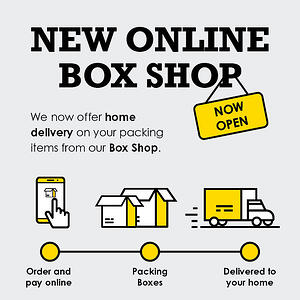 NS Booking Confirmation Email - Box Shop Ad 300x300px